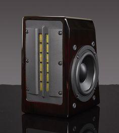 SUNFIRE: Cinema Ribbon Duo® Loudspeaker - CRM-2