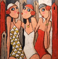 Collection Les Baigneuses – Virginie Matz