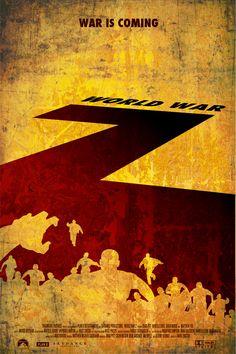World War Z Alternative movie poster
