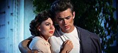 Natalie Wood James Dean - Rebel Without a Cause (1955) SASSY!!! He's so cute! And think we live right next to the town where he was born! Swooooooonn! Lol