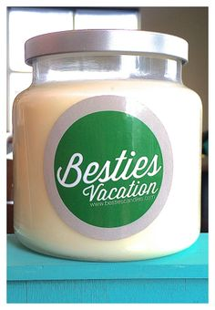 One of the best parts of a road trip is experiencing all of the new scents along the way. Vacation will bring to mind a drive down the coast on a warm day with your travel buddy; windows down, music playing, and the tropical scent of coconut swimming in. Blend that with some fresh citrus lime, invigorating verbena, and a touch of vanilla, and every time you light the flame, you'll find yourself right back in that seat heading towards your next adventure.