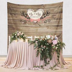 We love rustic design this wedding season! #weddingidea #weddinginspo #weddingdecor #wedding #design #decorations #graphicdesign #backdrop #weddingbackdrop #photobooth #photobackdrop #custommade #customwedding #customweddingdesign #etsyshop #etsyseller #e