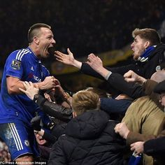 """477 Likes, 2 Comments - Chelsea's fans house (@cfctimes) on Instagram: """"OFFICIAL: John Terry will leave Chelsea Football Club at the end of the season.  Captain, leader,…"""""""