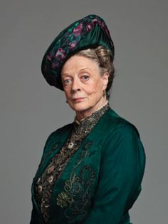 Dowager Countess: Don't be defeatists, dear. It's so middle Class