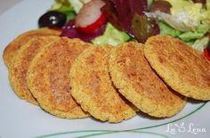 Chiftele de naut si morcovi Raw Vegan Recipes, Vegan Vegetarian, Vegetarian Recipes, Healthy Recipes, Vegan Food, Healthy Food, Falafel, Baby Food Recipes, Carne