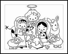 Infantil Mercedarias: Nos Vamos a Belén .. villancico