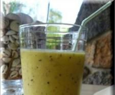 Recette Smoothie Banane-Kiwi par fabmat90 - recette de la catégorie Boissons