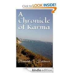 A Chronicle of Karma  Bernadette Hutchinson $2.99 or #free with Prime #books