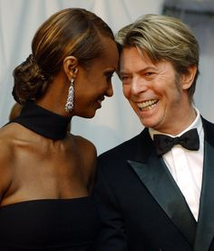 """Their secret to long-lasting passion? """"Mouth-to-mouth resuscitation generally does the trick!"""" Bowie told People in 2005. 