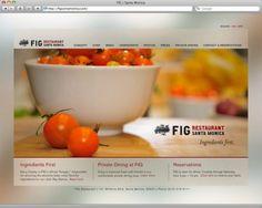 FIG Restaurant Branding   Restaurant branding, marketing and other notes on various design topics