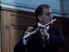 Giovanni Battista Pergolesi Concerto in G major, Claudio Barile, flute -...