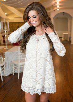 Online boutique. Best outfits. Long sleeve, Short, Dress, Floral, Lace, Cute…