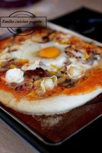 Pâte à pizza ultra moelleuse | Émilie cuisine et papote !