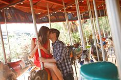 carnival (carousel) E-sesh  I do not claim to own the image or content being pinned, nor did I create the content contained in the image. This pin is to save the original link for future inspirational use.