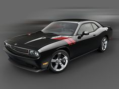 2010 Dodge Challenger RT 2