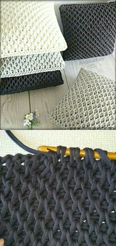 Most current Free of Charge tunisian Crochet pillow Ideas Stricken