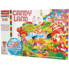 Candyl and Game — It's an exotic race to the king's castle in Candyland. And you need to journey along the magical rainbow path and pit your skills against magical colours to get there before the rest. Now, isn't this the perfect setting for you to come out in flying colous?