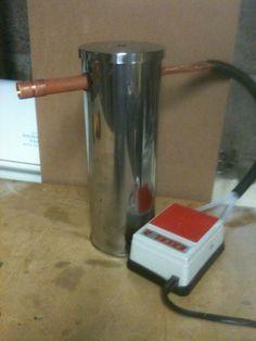 How to Make a Smoke Generator