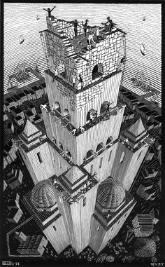 Maurits Cornelis Escher - Un artista de este tiempo...