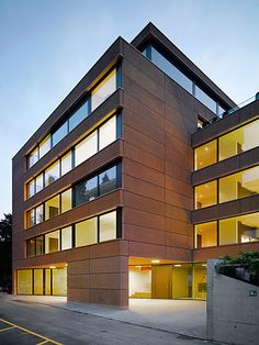 Residential And Commercial Building, Zurich | Wild Bar Heule Architekten AG  | Archinect #fantastic