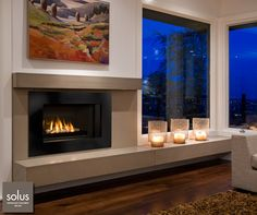 Valor provides innovative, energy-efficient propane and natural gas fireplaces, inserts, and stoves throughout Canada and the United States. Foyer Au Gaz Propane, Propane Fireplace Indoor, Prefab Fireplace, Natural Gas Fireplace, Fireplace Kits, Fireplace Facade, Basement Fireplace, Family Room Fireplace, Fireplace Inserts
