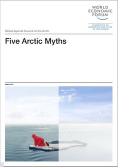 The Arctic continues to become more relevant to today's society and is perhaps the most visible manifestation of climate change - read our report here. #wef #wefreport #arctic