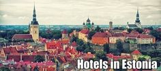 Find the best deals on all hotels in Estonia with Dennis Dames Hotel Finder International by comparing 1000's of the best hotel rates booking sites at once. Best Price Guaranteed!
