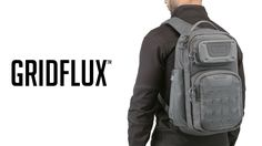 From the Maxpedition® Advanced Gear Research (AGR) product line, the GRIDFLUX™ is a sling pack equipped with a reinforced padded shoulder strap and two CCW compartments and is optimized for front of body access. Watch the video now!