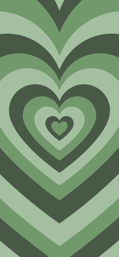 Hippie Wallpaper, Heart Wallpaper, Iphone Background Wallpaper, Iphone Wallpaper Green, Cute Patterns Wallpaper, Aesthetic Pastel Wallpaper, Aesthetic Wallpapers, Sage Green Wallpaper, Aesthetic Colors