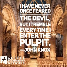 The Gospel Reformation Network is committed to cultivating healthy Reformed churches in the PCA. Best Christian Quotes, Christian Life, Fear Of The Lord, Praise The Lords, Godly Qoutes, Reformed Theology, True Faith, John 3, S Word