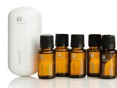 Epoch Oils Consumer Kit.
