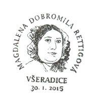 Heute vor 130 Jahren erblickte Magdalena Dobromila Rettigová als Tochter eines Burggrafen im böhmischen Všeradice das Licht der Welt. Da ihre Geschwister früh verstarben, wächst sie allein bei ihre...