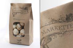 Sustainable Produce Packaging by Jarrod Tredway Paper Packaging, Packaging Design, Vehicle Maintenance Log, Vegetable Packaging, Mushroom Kits, Family Fun Games, Coffee Branding, Chocolate Shop, White Mushrooms
