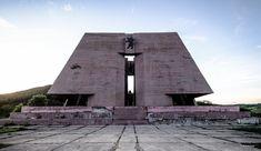"#SOCHERITAGE on Instagram: ""Pantheon to the Heroes in the Serbo-Bulgarian War, Gurgulyat, Bulgaria, Built in 1985, architect Georgi Stoilov. (c) BACU @_ba_cu #_ba_cu…"""