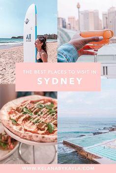Sydney Itinerary for 4 Days- A Complete Guide to Sydney, Australia – Kelana by Kayla