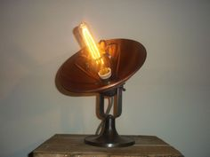 UpCycled-Vintage-Heat-Lamp-Adjustable-Industrial-Steampunk-Table-Desk-Spot-Lamp