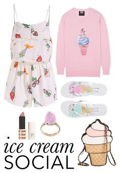 Ice cream Social by claudiadarcy101 on Polyvore featuring polyvore, fashion, style, Markus Lupfer, Aéropostale, Ted Baker and Topshop. I hope you like the set ! Follow and like to see more !   Instagram : _polyvore_fashionista101_ Polyvore : claudiadarcy101