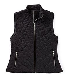 GB Girls 7-16 Quilted Vest