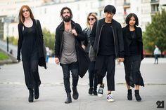 Le 21ème / Before Rick Owens | Paris  // #Fashion, #FashionBlog, #FashionBlogger, #Ootd, #OutfitOfTheDay, #StreetStyle, #Style