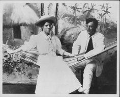 "This week in history — November 22, 1916 — writer Jack London died. He was creating a Hawaiian novel, as London spent time in Hawaii years before. Read more about it in ""London Died as He Was Creating Hawaiian Novel."" Honolulu star-bulletin, November 23, 1916 http://chroniclingamerica.loc.gov/lccn/sn82014682/1916-11-23/ed-1/seq-1/"