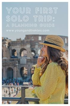Every woman should embark on solo female travel at least once in her life. In this extensive guide, we will walk you through everything you need to plan your first solo trip. You'll find tips and tricks on choosing a destination, creating a travel budget, building an itinerary, getting your health travel-ready, and finalising the details of your trip. Get ready for solo female travel as you plan your very first solo trip! Solo Travel Tips, Solo Trip, Every Woman, Budget Travel, Trip Planning, Adventure Travel, Traveling By Yourself, At Least, How To Plan