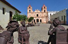 "Camagüey, ""Plaza Del Carmen"""
