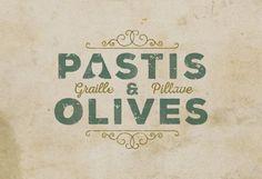 Pastis & Olives