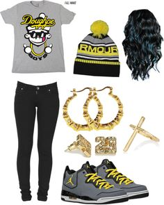 """""""doughhoe"""" by lexyboooo ❤ liked on Polyvore"""