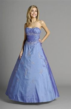 Purples Sweetheart Floor-length A-line Sweet 16 #Dress Style Code: 02377 $169