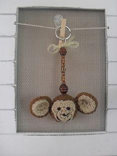 Amigurumi Monkey Keychain : 1000+ images about crochet keychains - breloczki on ...