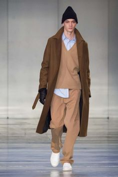 Male Fashion Trends: AMI Alexandre Mattiussi Fall-Winter 2017 - Paris Fashion Week