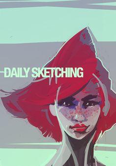 Daily Life Sketching ✕ 86 by Wajimito
