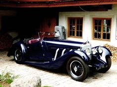 1929 Mercedes 710 SS -sports body- (picture 1 of 6)