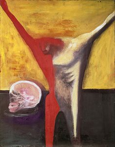 The Crucifixion | Francis Bacon